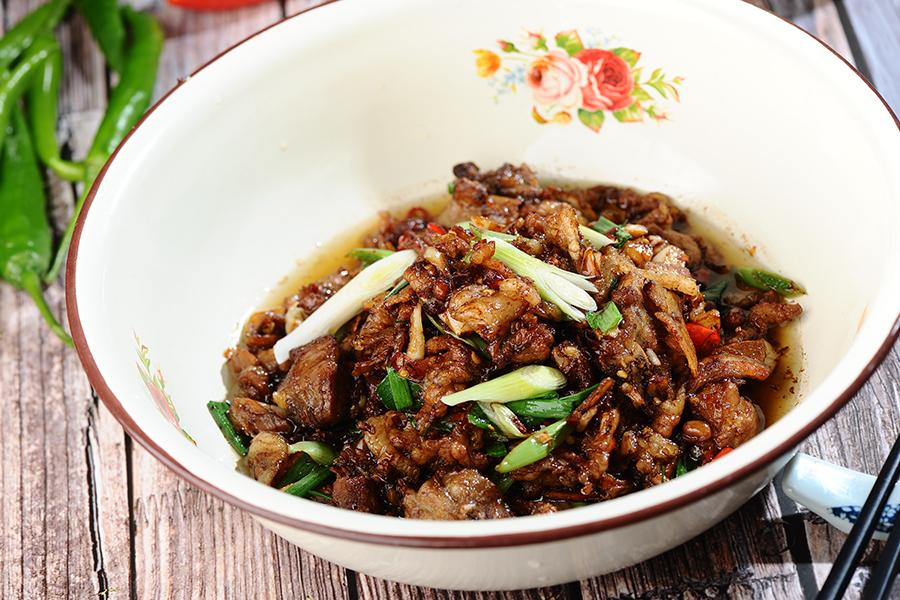 鲜铺大炒肉: